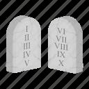 attribute, faith, grave, gravestone, prayer, religion, silhouette icon