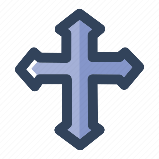 Christ, christian, christianity, church, cross, jesus, religion icon - Download on Iconfinder