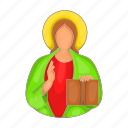 christ, christianity, church, god, holy, jesus, religion icon