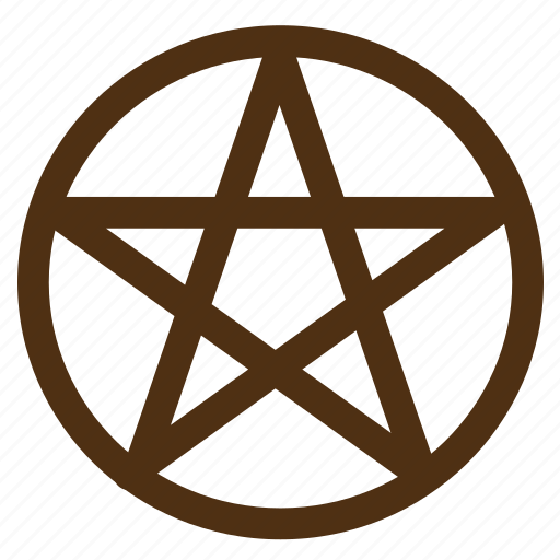 belief, christianity, judaism, paganism, religion, star, wicca icon