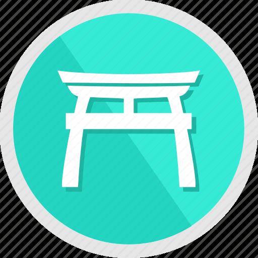 japan, religion, sinto, sintoism icon