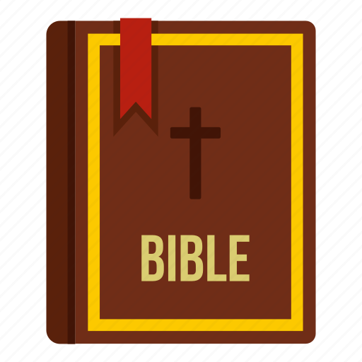 bible, book, christianity, cross, holy, religion, spirituality icon
