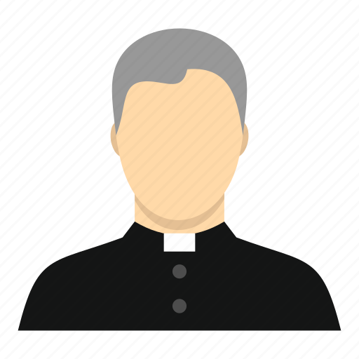 Catholic, character, christianity, faith, god, priest, religion icon - Download on Iconfinder