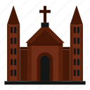 christian, christianity, church, old, tower, traditional, worship icon