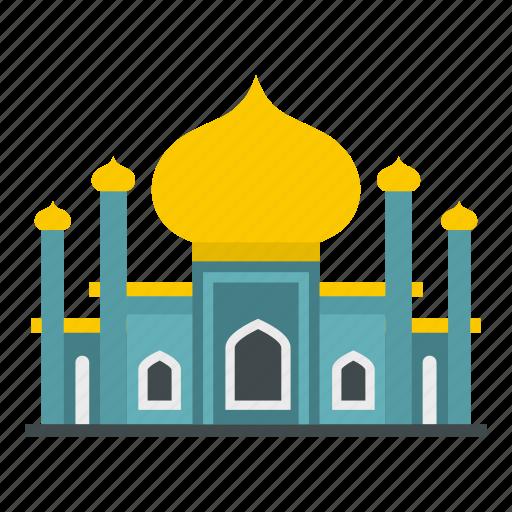 arabic, architecture, islam, minaret, mosque, muslim, temple icon