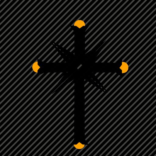 cross, religion, religious-symbol, scientology icon