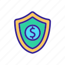 cash, electronic, finance, international, protection, remittance, transfer icon