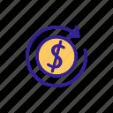 electronic, finance, international, money, quick, remittance, transfer icon