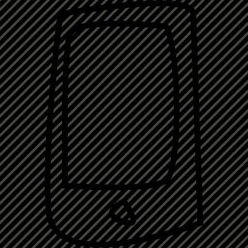 mobile, telephone icon