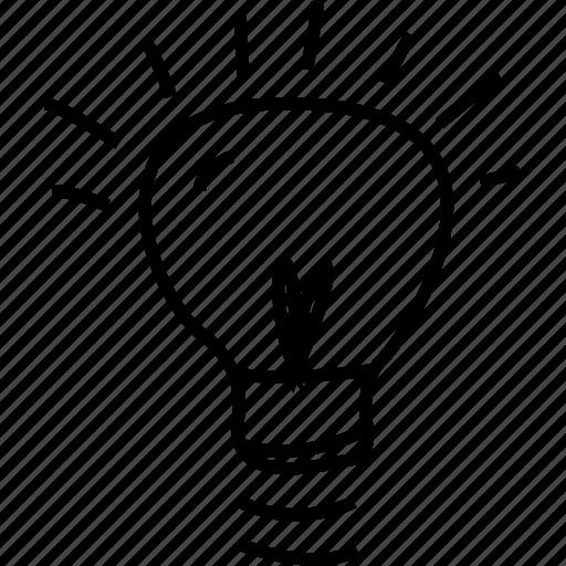 idea, solutions icon