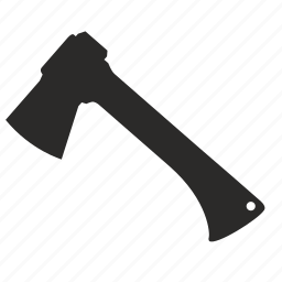 ax, axe, instrument, repair, service icon