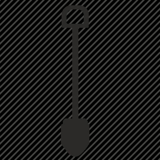 bayonet, builder, repair, service, spade icon