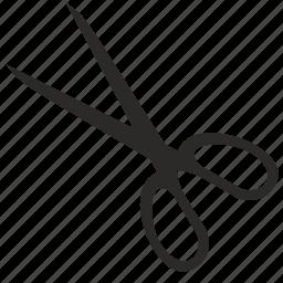 instrument, repair, scissors, service icon