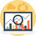 business analytics, business target, investment planning, success achievement plan, web analysis icon