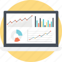 analytics, graphs and charts, statistical report, user admin panel, dashboard