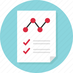 analytics, data, doc, docs, document, page, report icon
