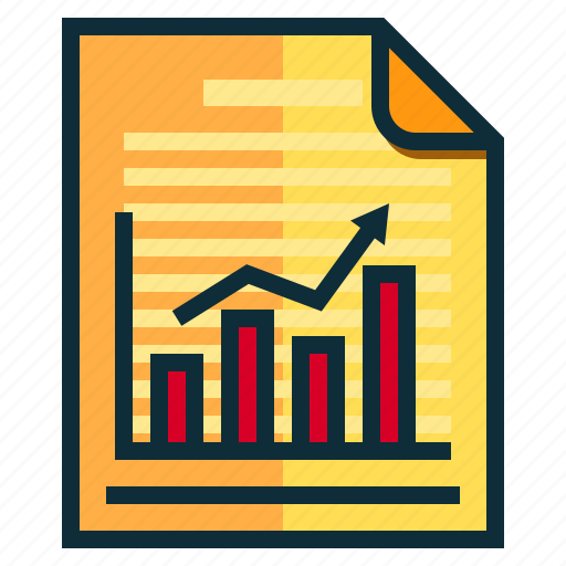 Business, chart, documents, idea, research icon - Download on Iconfinder