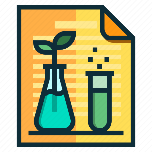 Chemical, documents, idea, research, science icon - Download on Iconfinder