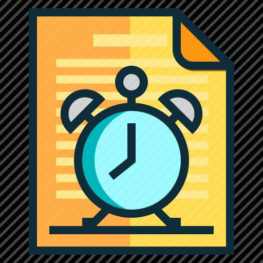 documents, files, idea, research icon
