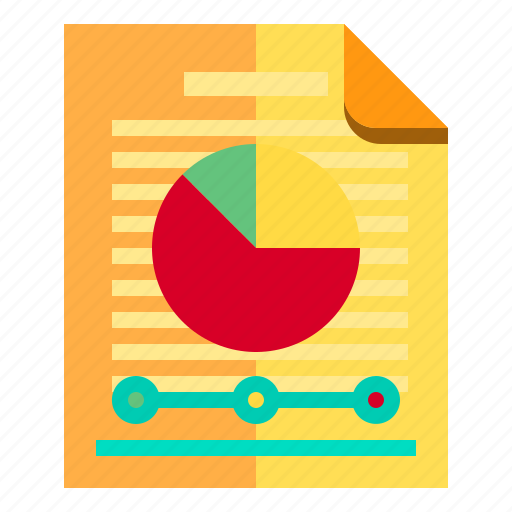 chart, documents, idea, research icon