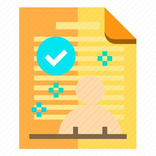 documents, human, idea, research icon