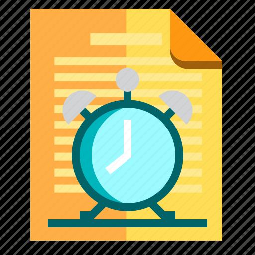 documents, idea, research icon