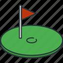 club, golf, golfing, sport icon