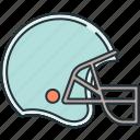 american, football, helmet, sports icon