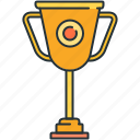 award, cup, sports, trophy icon