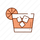cocktail, cold, cook, drink, food, ice, restaurant icon