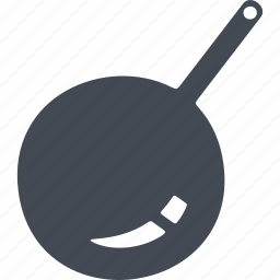 cooking, cutlery, food, kitchen, pan, restaurant icon