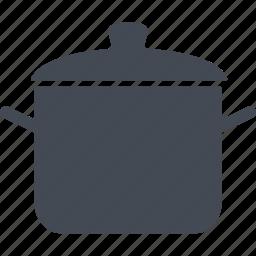 cooking, kitchen, pan, restaurant icon