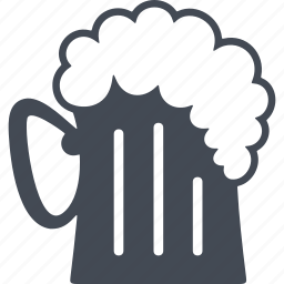 alcohol, drink, restaurant, with beer mug icon