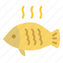 fish, food, omaga3, seafood icon
