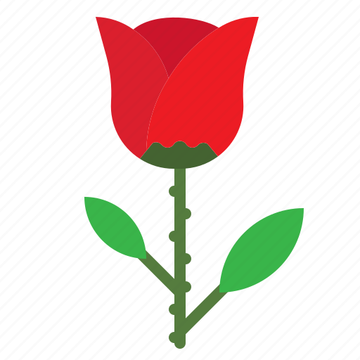 Flower, love, romantic, rose icon - Download on Iconfinder