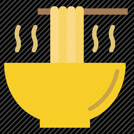 Bowl, noodle, ramen, soup icon - Download on Iconfinder