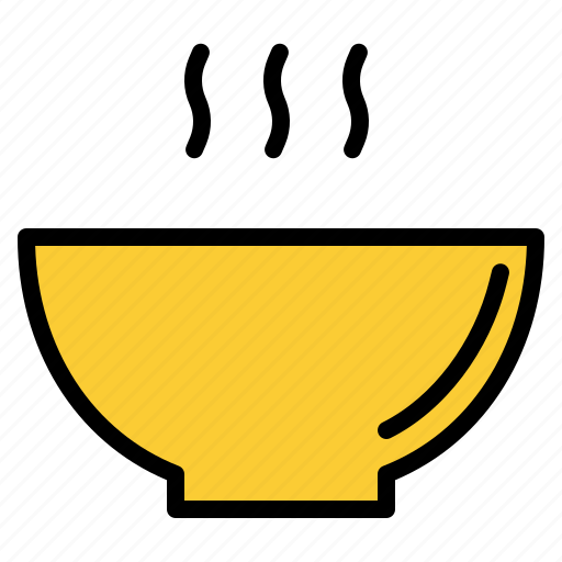 food, hot, soup icon