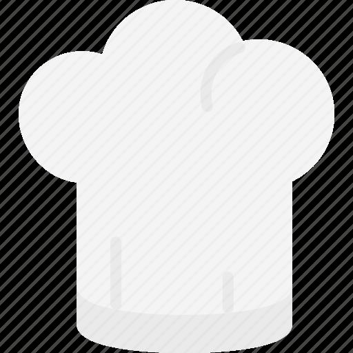 chef, hat, restaurant, service icon