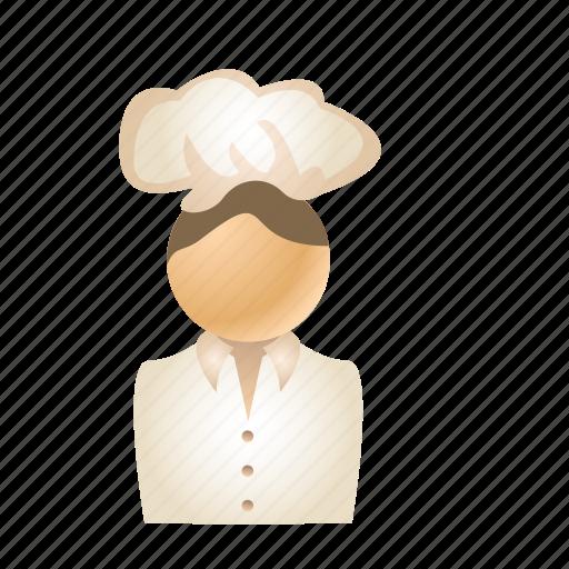 cook, food, kitchen, restaurant, vegan icon