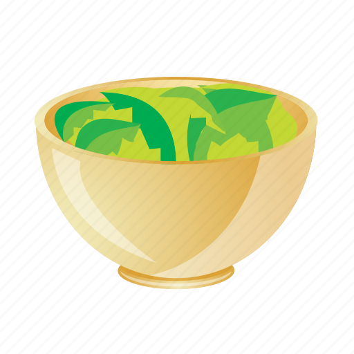 food, healthy, salat, vegetable icon