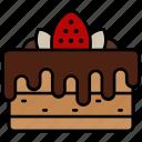 birthday, cake, celebration, party, dessert, sweet