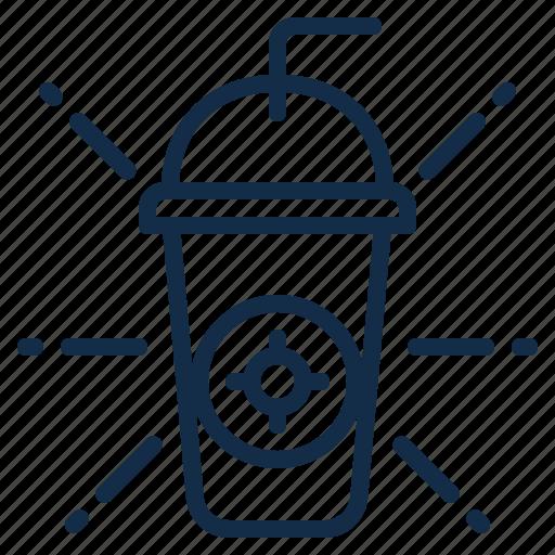 beverage, coffee, drink, home, restaurant, take, tea icon