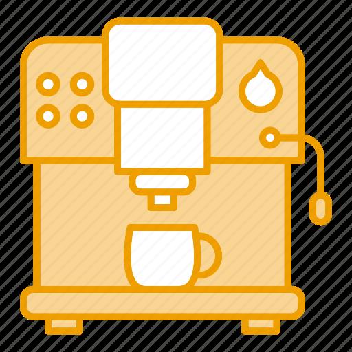 appliance, coffee, kitchen, kitchenware, machine, restaurant equipment, tool icon