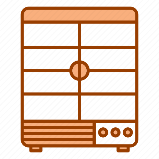 appliance, kitchen, kitchenware, merchandising, refrigerator, restaurant equipment, tool icon