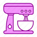 appliance, kitchen, kitchenware, mixer, restaurant equipment, tool icon
