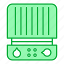 appliance, grill, kitchen, kitchenware, press, restaurant equipment, tool icon