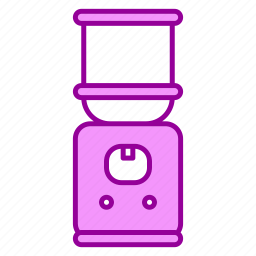 appliance, dispenser, kitchen, kitchenware, restaurant equipment, tool, water icon