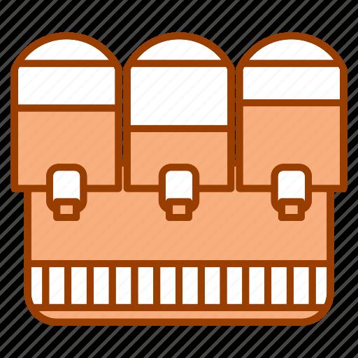 beverage, dispenser, kitchenware, refrigerated, restaurant equipment icon