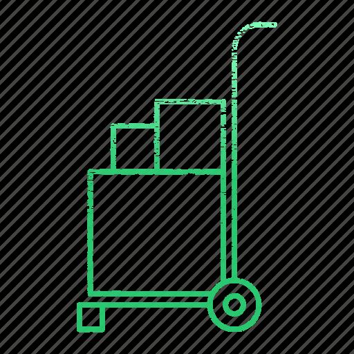 equipment, kitchen, kitchenware, restaurant, storage, truck icon
