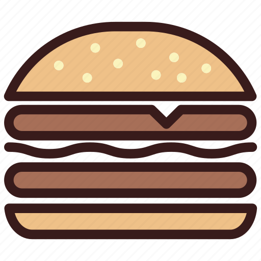 burger, cheeseburger, food, hamburger icon